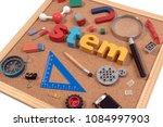 stem education. science... | Shutterstock . vector #1084997903