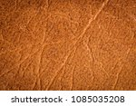 brown leather material as an...   Shutterstock . vector #1085035208