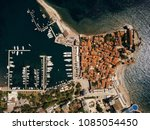 amazing aerial images of old... | Shutterstock . vector #1085054450