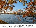 moritzburg castle saxony... | Shutterstock . vector #1085109158