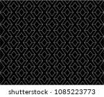black x alphabet pattern on... | Shutterstock .eps vector #1085223773