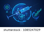concept of medical health care... | Shutterstock .eps vector #1085247029