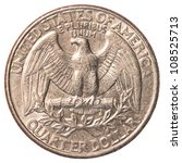 American One Quarter Coin...