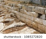 part of the ancient walls of... | Shutterstock . vector #1085272820