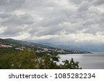 view of coastline in croatia on ... | Shutterstock . vector #1085282234