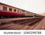 train station background | Shutterstock . vector #1085298788