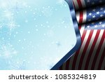 illustration of wide holiday...   Shutterstock . vector #1085324819