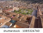 ayacucho  peru  aerial view of... | Shutterstock . vector #1085326760