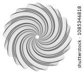 abstract randomly generated... | Shutterstock .eps vector #1085346818