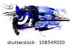 multicolor stain | Shutterstock . vector #108549020