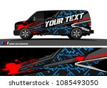 car livery graphic vector....   Shutterstock .eps vector #1085493050