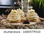 Mont Blanc Dessert Or Chestnut...
