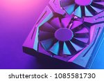 Video graphics card. abstract...
