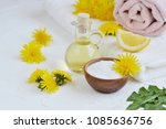 natural ingredients for... | Shutterstock . vector #1085636756