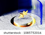 golden compress image symbol on ...