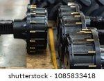 Wheel Hubs Of New Heavy Tracto...
