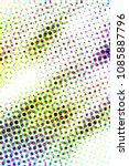 retro halftone pattern comics... | Shutterstock . vector #1085887796