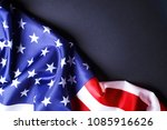 patriotic composition w ... | Shutterstock . vector #1085916626