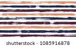smeared watercolor brush... | Shutterstock .eps vector #1085916878
