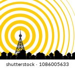 Tower Transmitter Icon