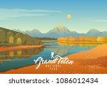 amazing vector illustration.... | Shutterstock .eps vector #1086012434
