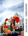 helsinki  finland   june 16 ... | Shutterstock . vector #108614444