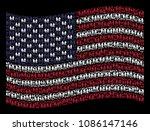 family child symbols are... | Shutterstock .eps vector #1086147146