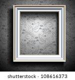 picture frame wallpaper... | Shutterstock .eps vector #108616373