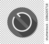 simple arrows  update  reload ...   Shutterstock .eps vector #1086205718