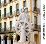 Eivissa Ibiza Town Statue...