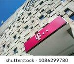cluj napoca  romania   april 28 ... | Shutterstock . vector #1086299780