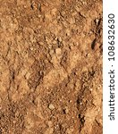 Dry Agricultural Brown Soil...