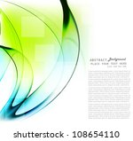 abstract technology colorful... | Shutterstock .eps vector #108654110