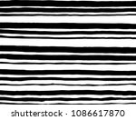 line pattern. brush. watercolor.... | Shutterstock .eps vector #1086617870