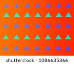 grunge art cement wall style... | Shutterstock . vector #1086635366