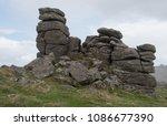 Granite Rocky Outcrop On Hound...