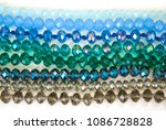 blue green colorful shinny... | Shutterstock . vector #1086728828