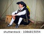 ukraine  kamyanets podilsky.... | Shutterstock . vector #1086815054