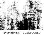 distress dirty overlay... | Shutterstock .eps vector #1086900560