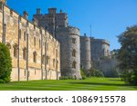 windsor  uk   may 5  2018   ... | Shutterstock . vector #1086915578