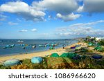 phan rang  vietnam   apr 15 ... | Shutterstock . vector #1086966620