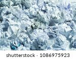 different idea concept with... | Shutterstock . vector #1086975923