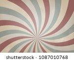 retro pattern a vintage...   Shutterstock .eps vector #1087010768