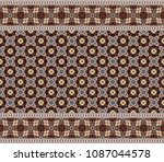 The Seamless Patterns Of The...