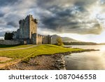 Beautiful Ancient Castle At A...