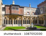 windsor  uk   may 5  2018  ... | Shutterstock . vector #1087052030