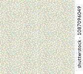 vector abstract seamless wavy... | Shutterstock .eps vector #1087096049