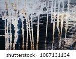 abstract grunge background | Shutterstock . vector #1087131134