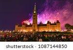 ottawa  ontario   canada  ... | Shutterstock . vector #1087144850