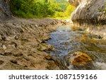 banitei gorge romania ... | Shutterstock . vector #1087159166
